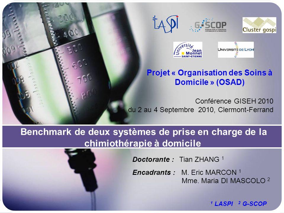 Projet « Organisation des Soins à Domicile » (OSAD)