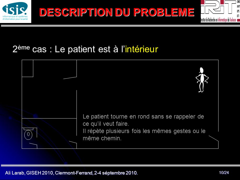 DESCRIPTION DU PROBLEME