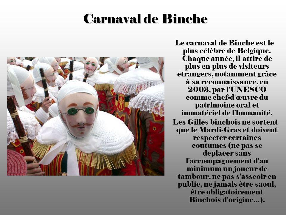 Carnaval de Binche