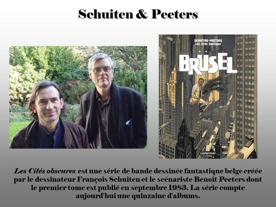Schuiten & Peeters