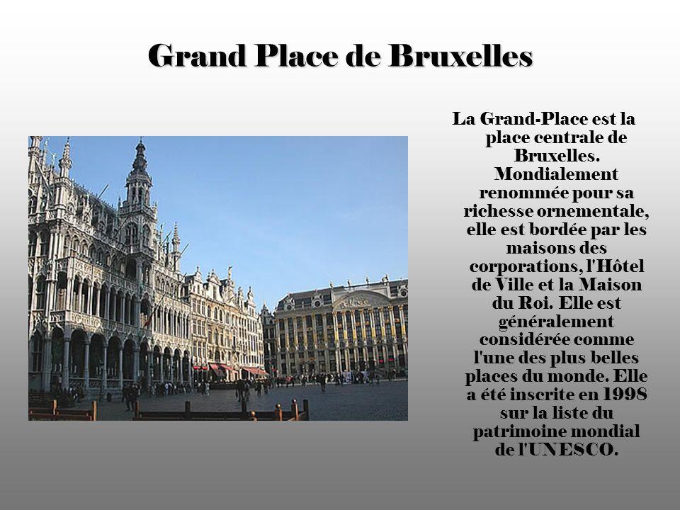 Grand Place de Bruxelles