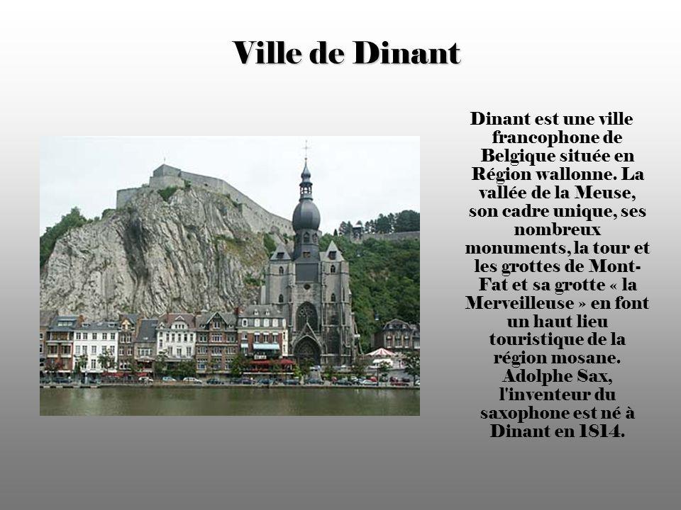Ville de Dinant