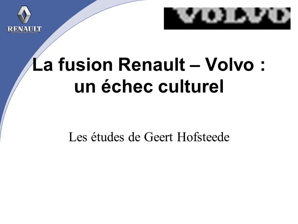 La fusion Renault – Volvo : un échec culturel