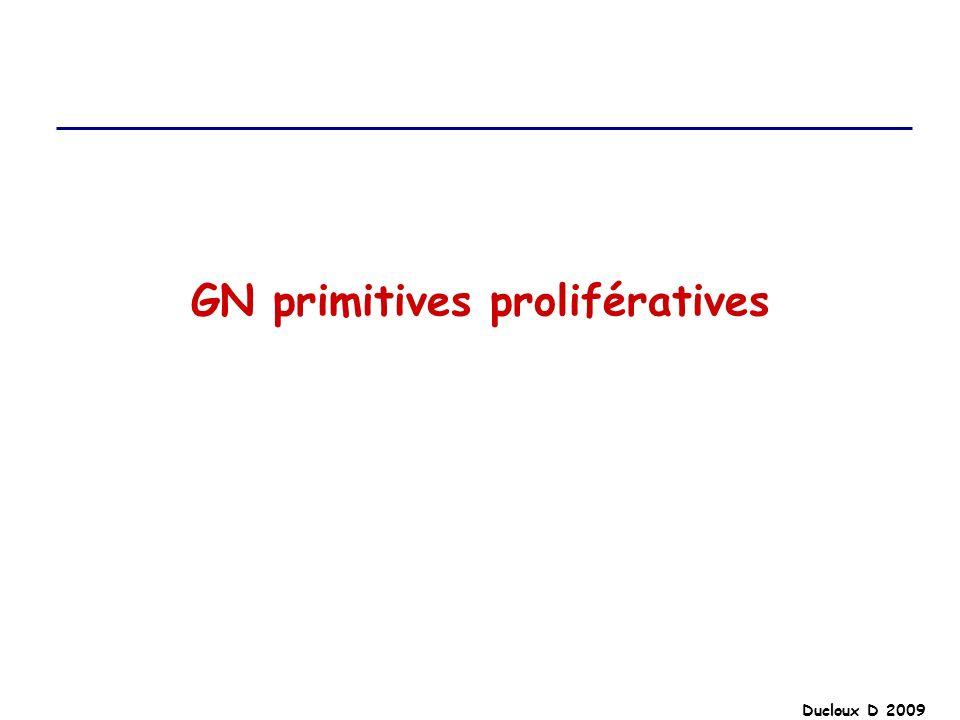 GN primitives prolifératives