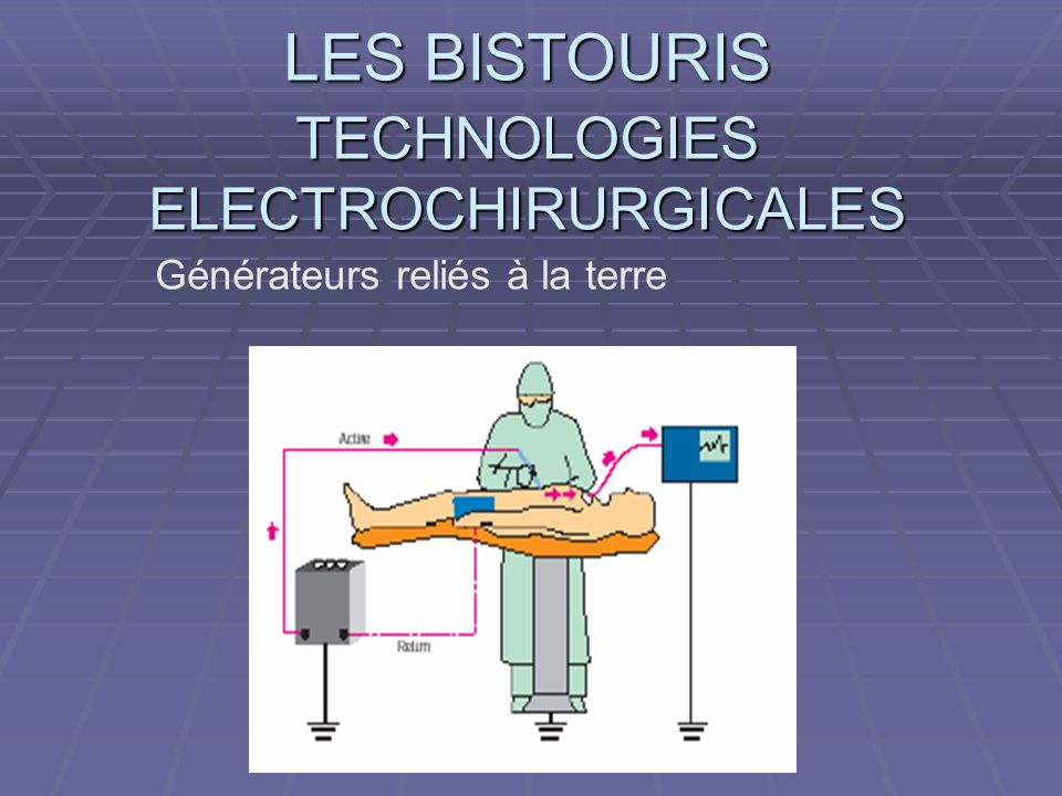 TECHNOLOGIES ELECTROCHIRURGICALES