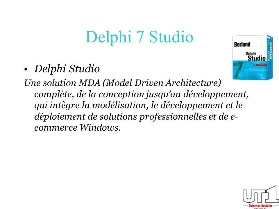 Delphi 7 Studio Delphi Studio