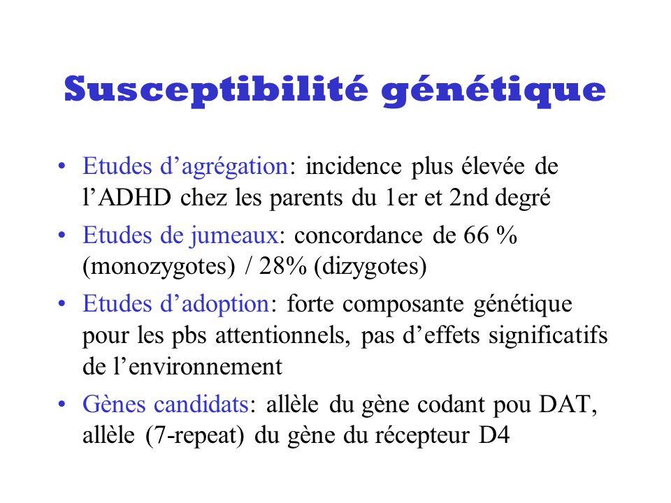 Susceptibilité génétique