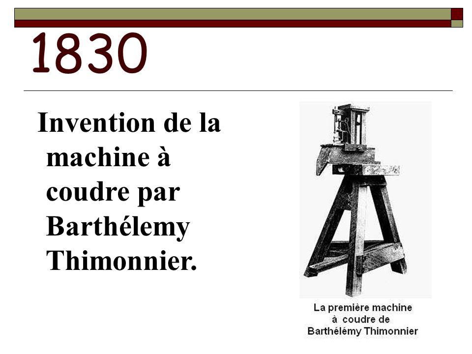 Ligne du temps l an 1000 aujourd hui ppt video online - Comptoir phoceen de la machine a coudre ...