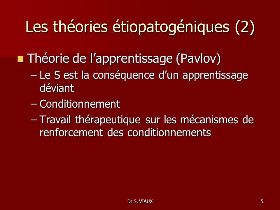 Les théories étiopatogéniques (2)