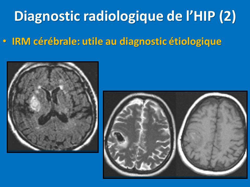 Diagnostic radiologique de l'HIP (2)