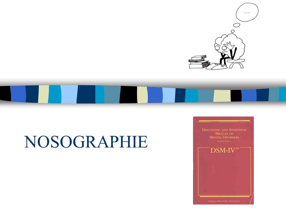 NOSOGRAPHIE