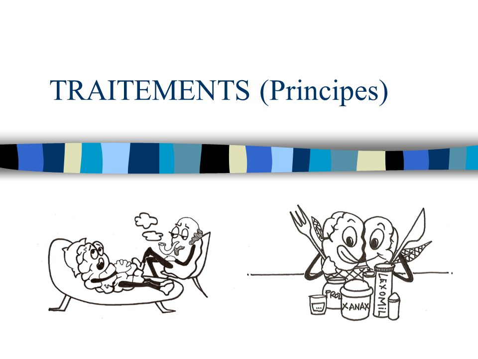 TRAITEMENTS (Principes)