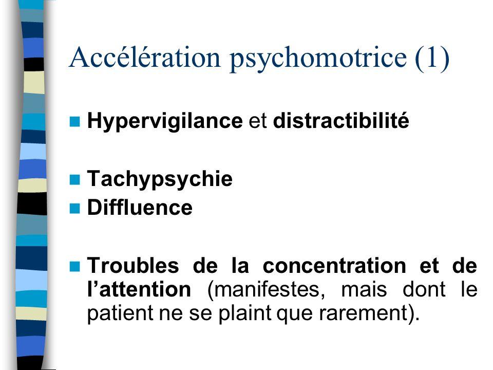Accélération psychomotrice (1)