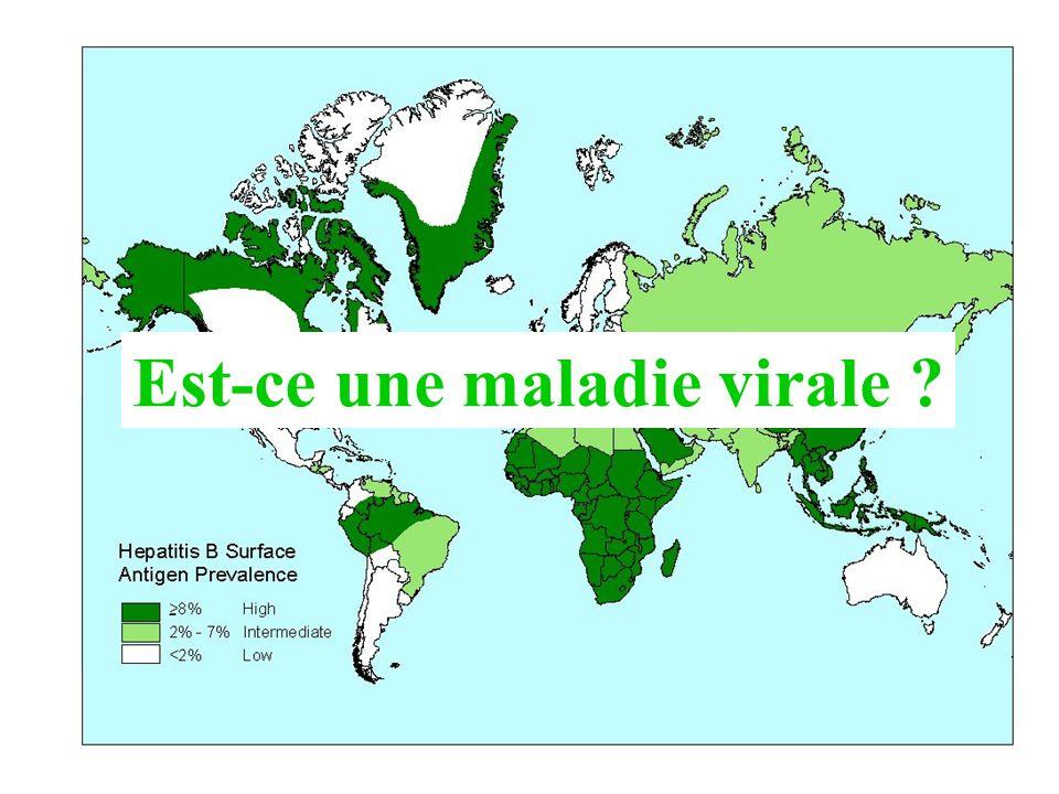 Est-ce une maladie virale