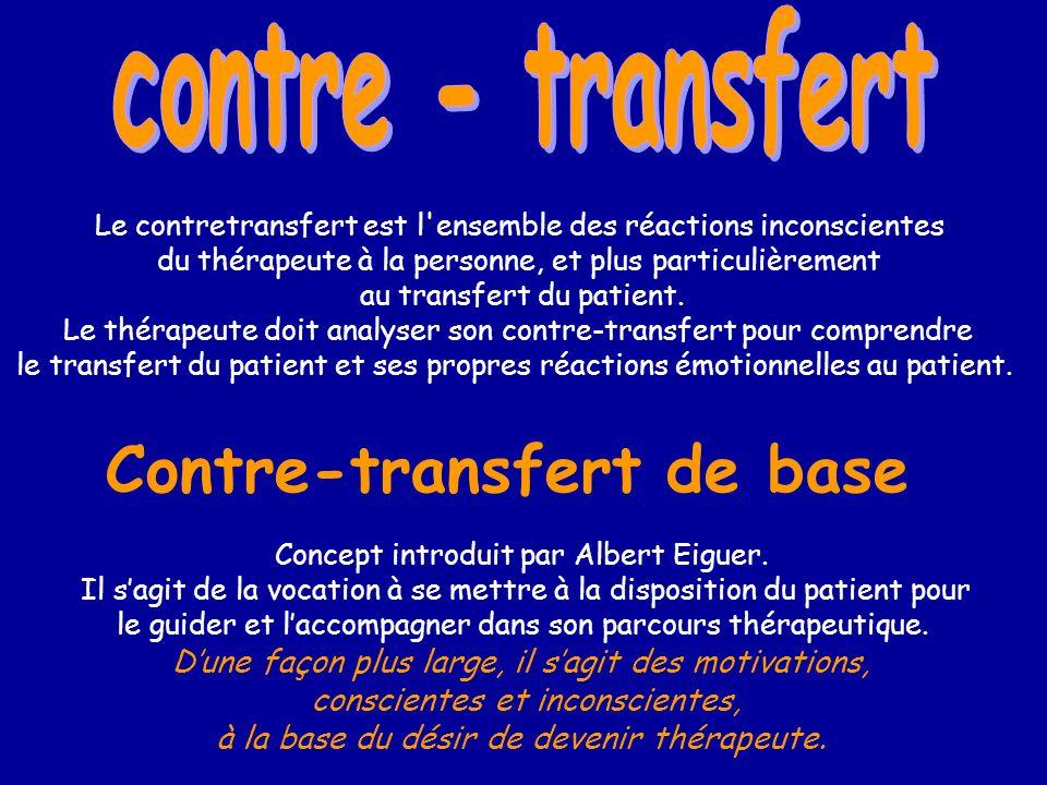 Contre-transfert de base