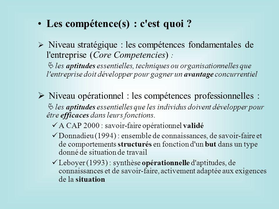 iii  la gestion pr u00e9visionnelle des emplois et comp u00e9tences