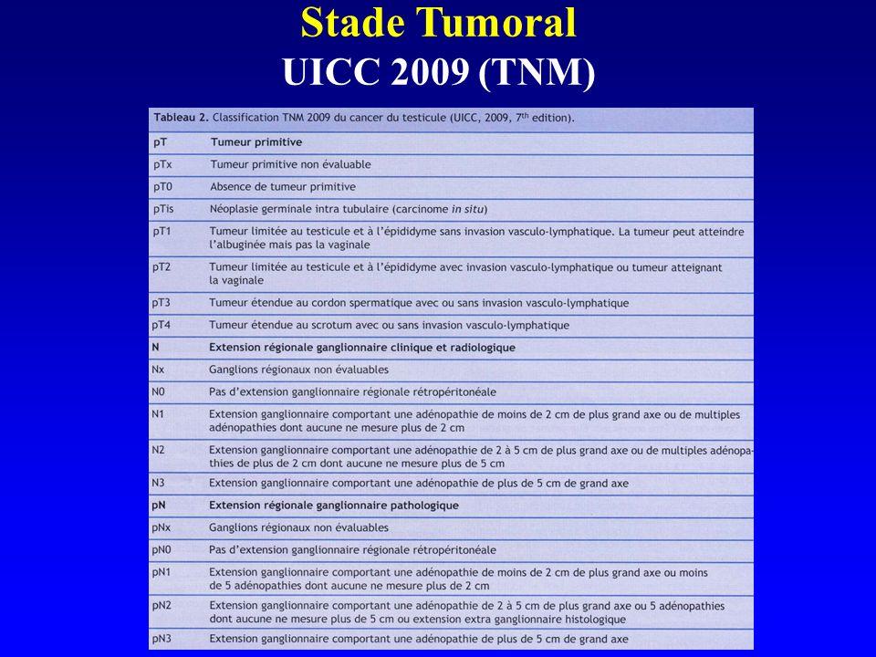 Stade Tumoral UICC 2009 (TNM)