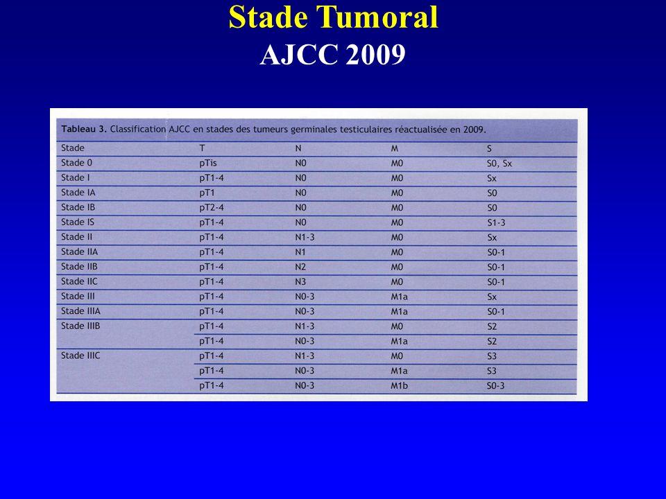 Stade Tumoral AJCC 2009
