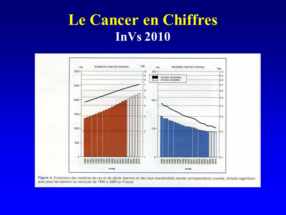 Le Cancer en Chiffres InVs 2010