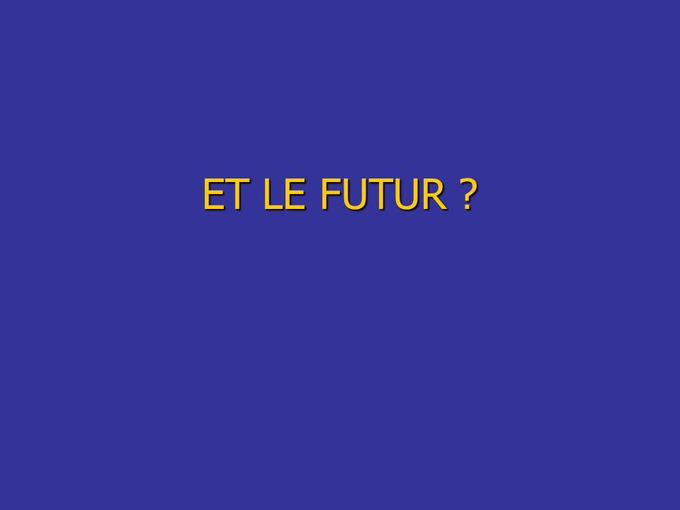 ET LE FUTUR