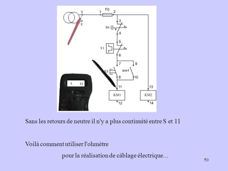 pour la réalisation de câblage électrique...