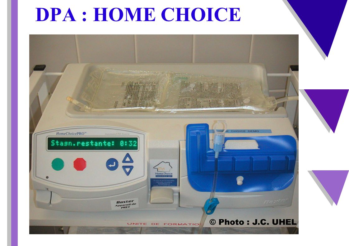 DPA : HOME CHOICE