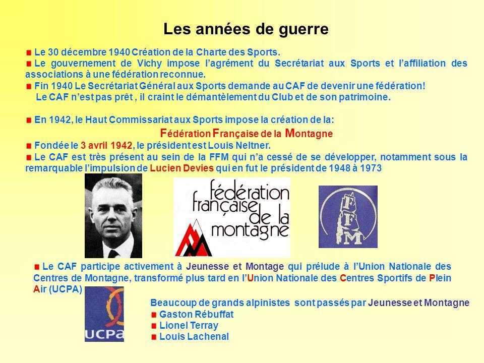 Fédération Française de la Montagne