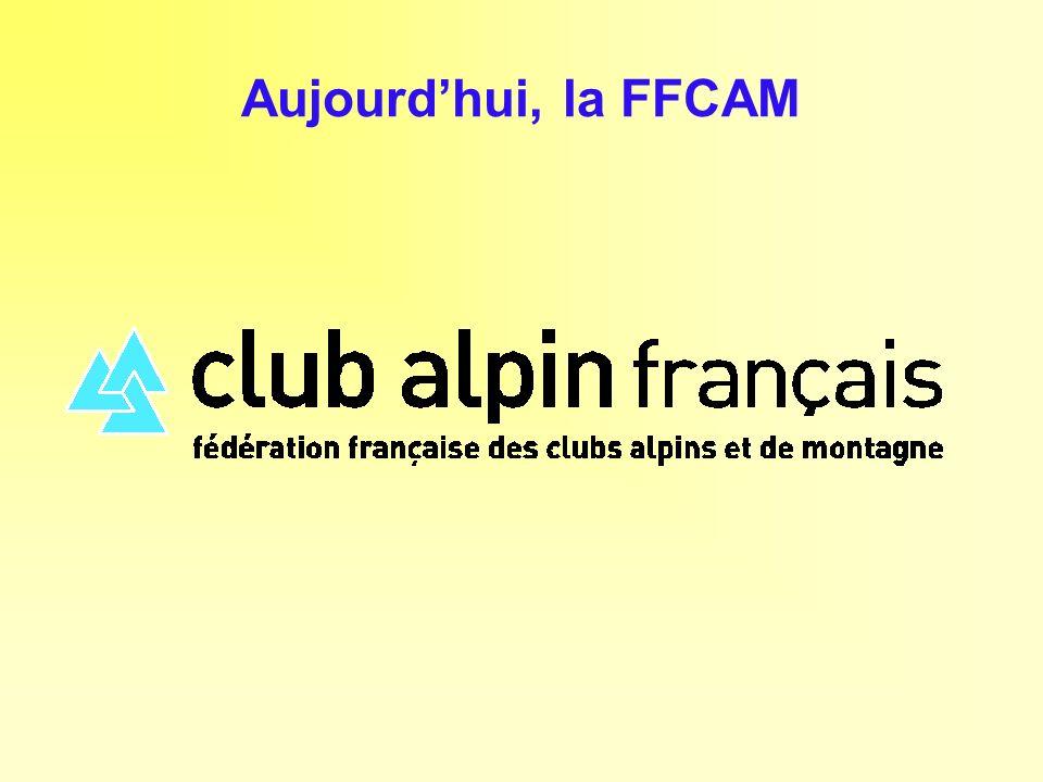 Aujourd'hui, la FFCAM