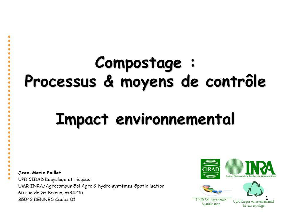Compostage : Processus & moyens de contrôle Impact environnemental