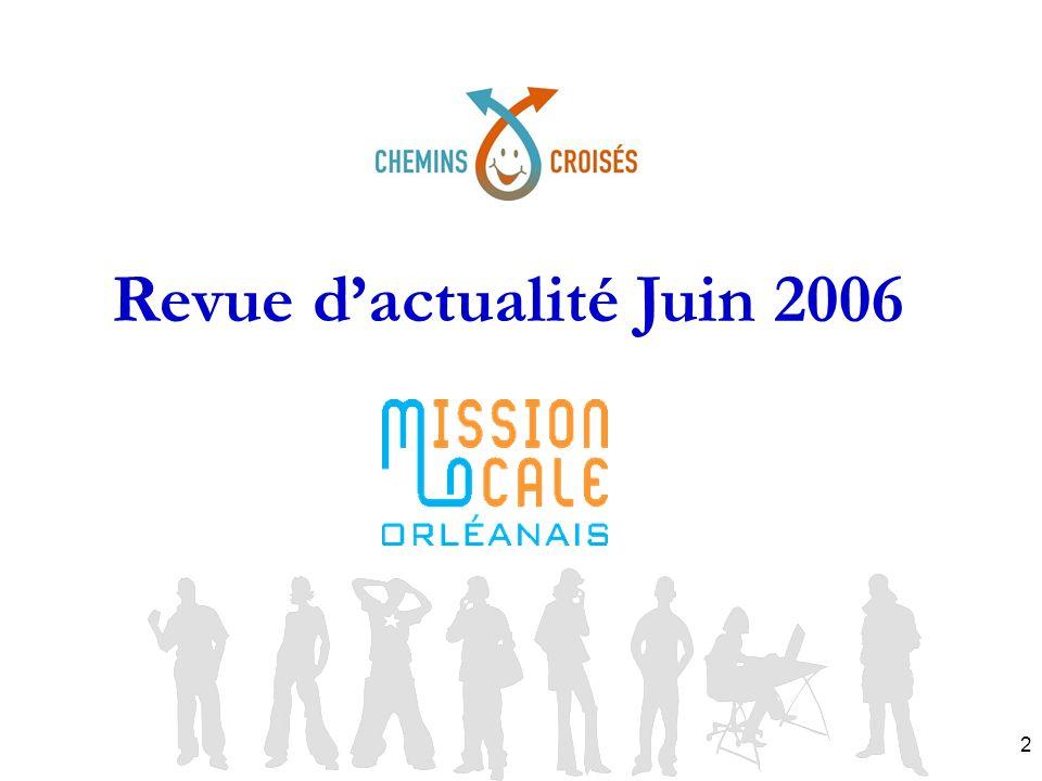 Revue d'actualité Juin 2006