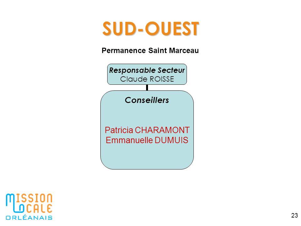 Permanence Saint Marceau
