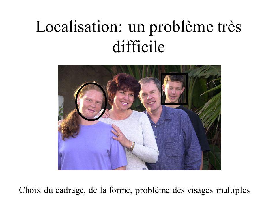 Localisation: un problème très difficile