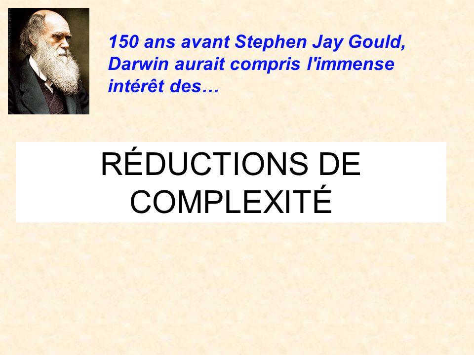RÉDUCTIONS DE COMPLEXITÉ