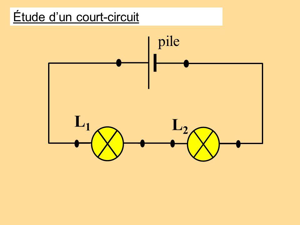 Étude d'un court-circuit