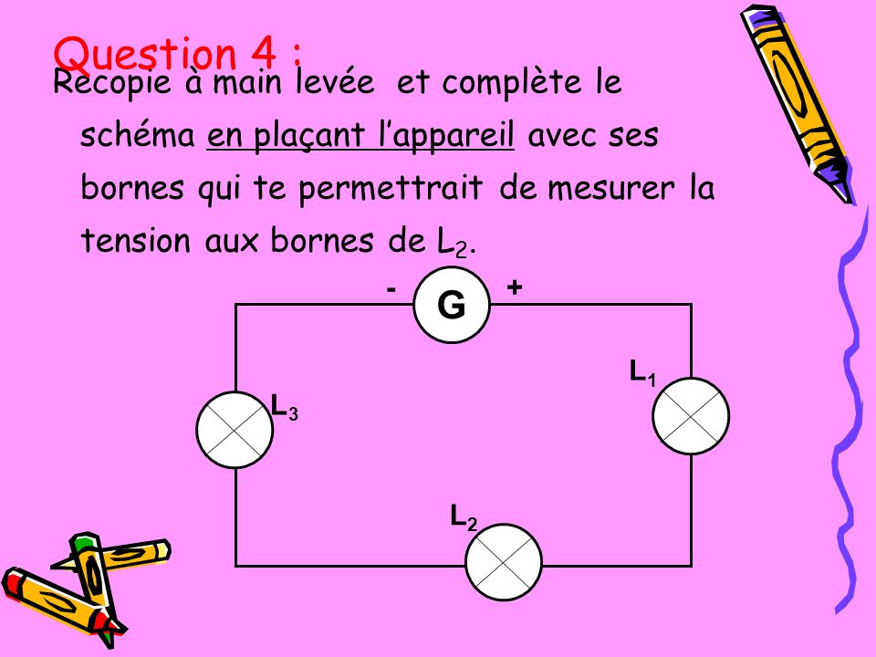 Question 4 :