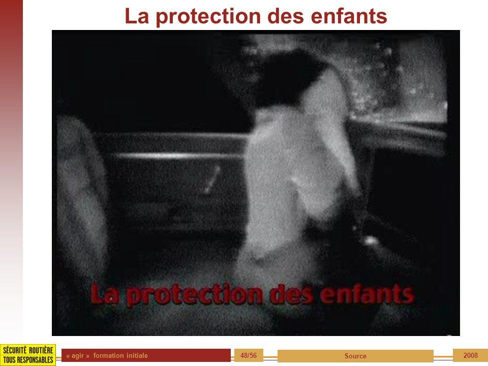 La protection des enfants