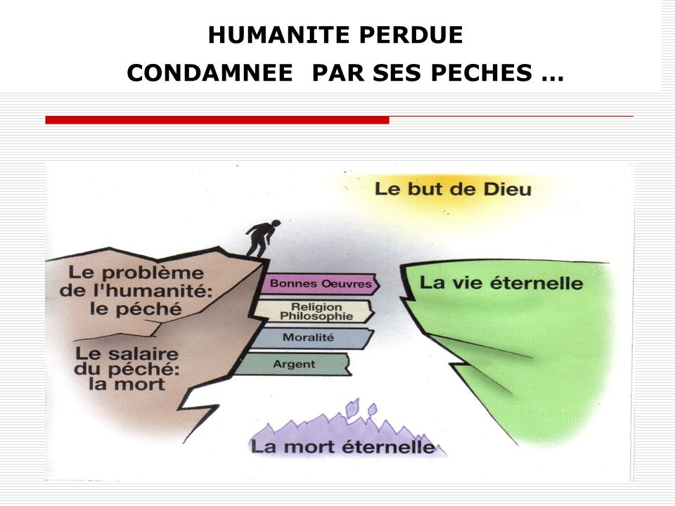 HUMANITE PERDUE CONDAMNEE PAR SES PECHES …