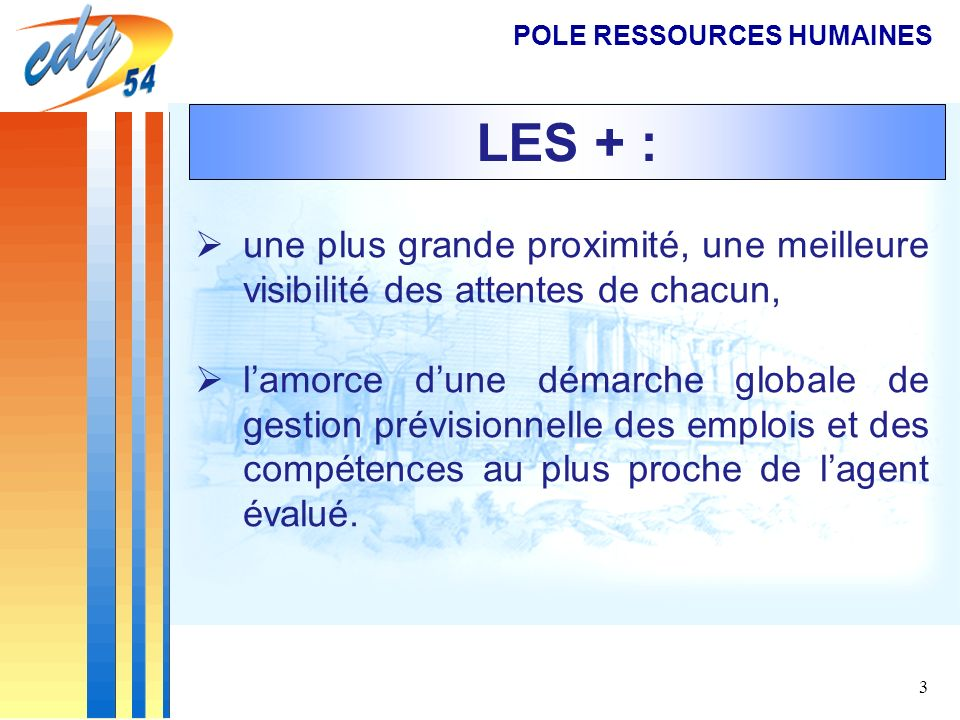 POLE RESSOURCES HUMAINES