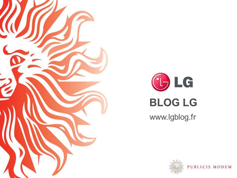 BLOG LG www.lgblog.fr pour
