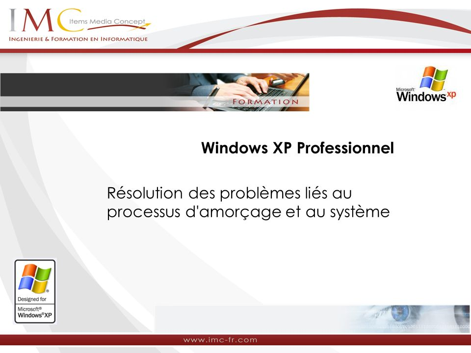 Windows XP Professionnel