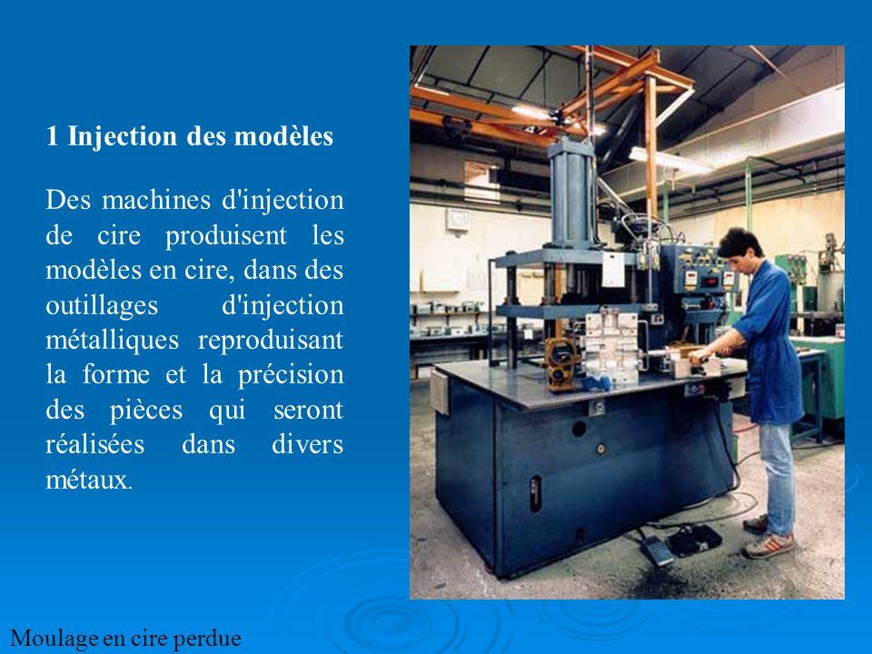 1 Injection des modèles