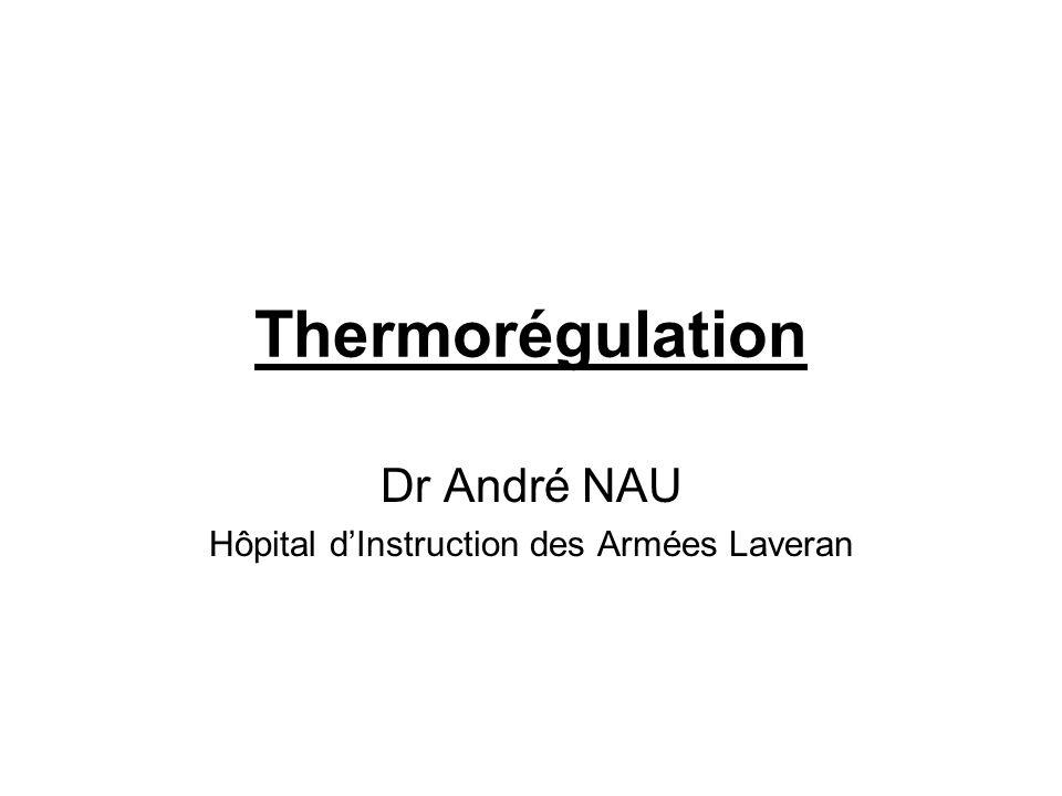 Dr André NAU Hôpital d'Instruction des Armées Laveran