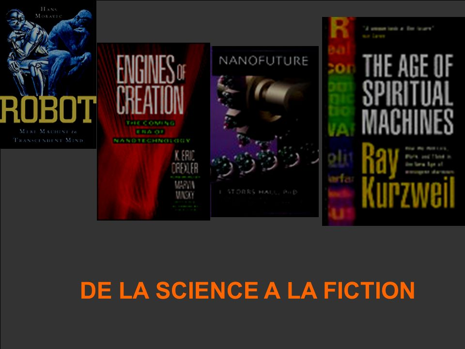 DE LA SCIENCE A LA FICTION
