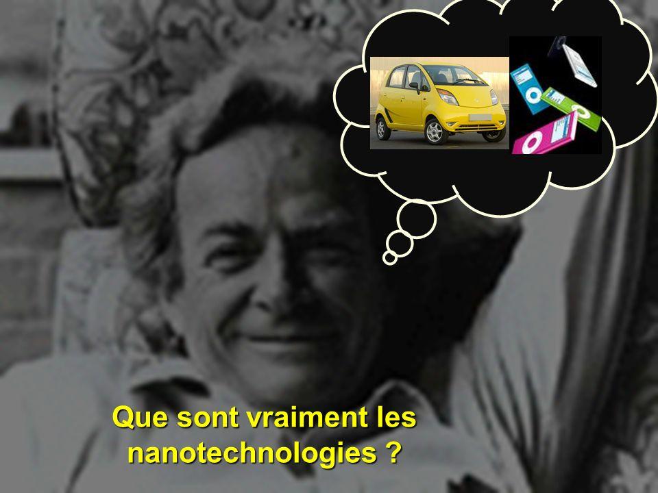 Que sont vraiment les nanotechnologies