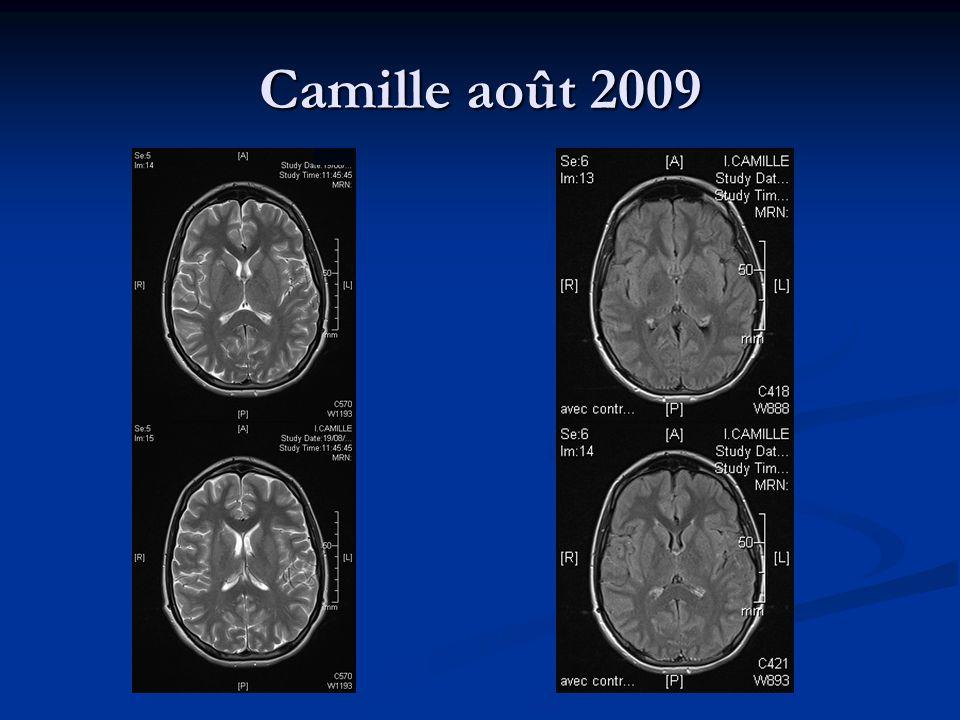 Camille août 2009