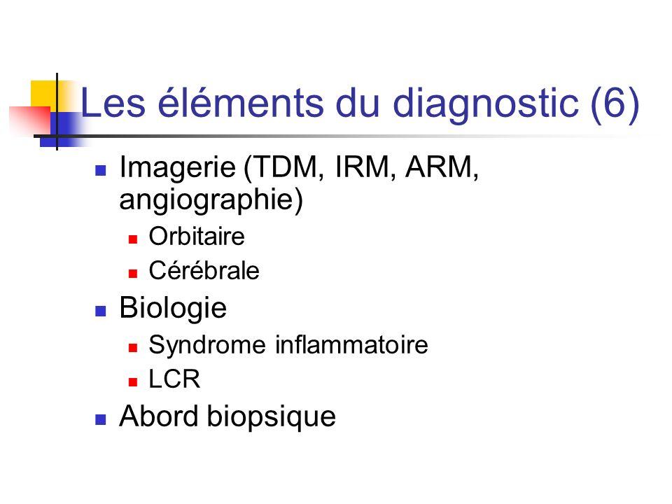 Les éléments du diagnostic (6)
