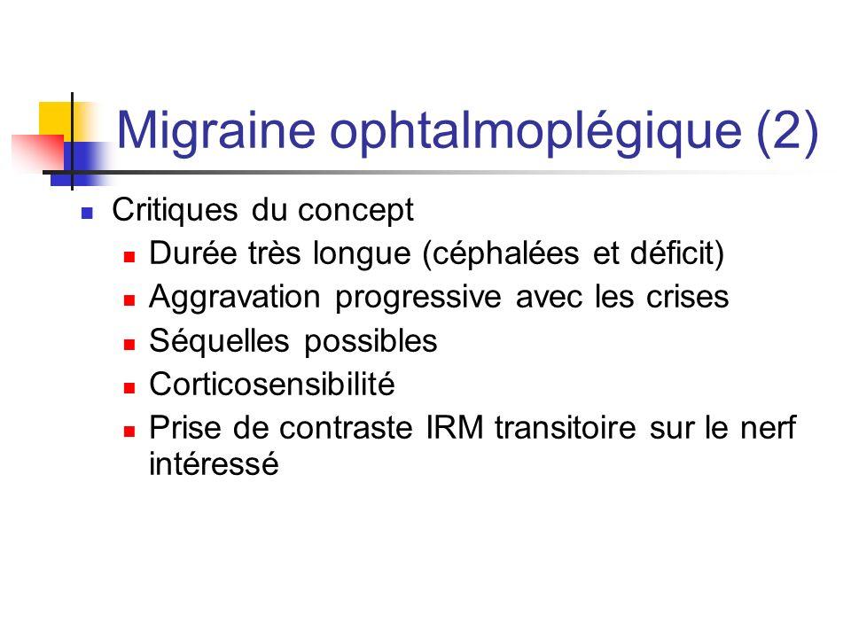 Migraine ophtalmoplégique (2)