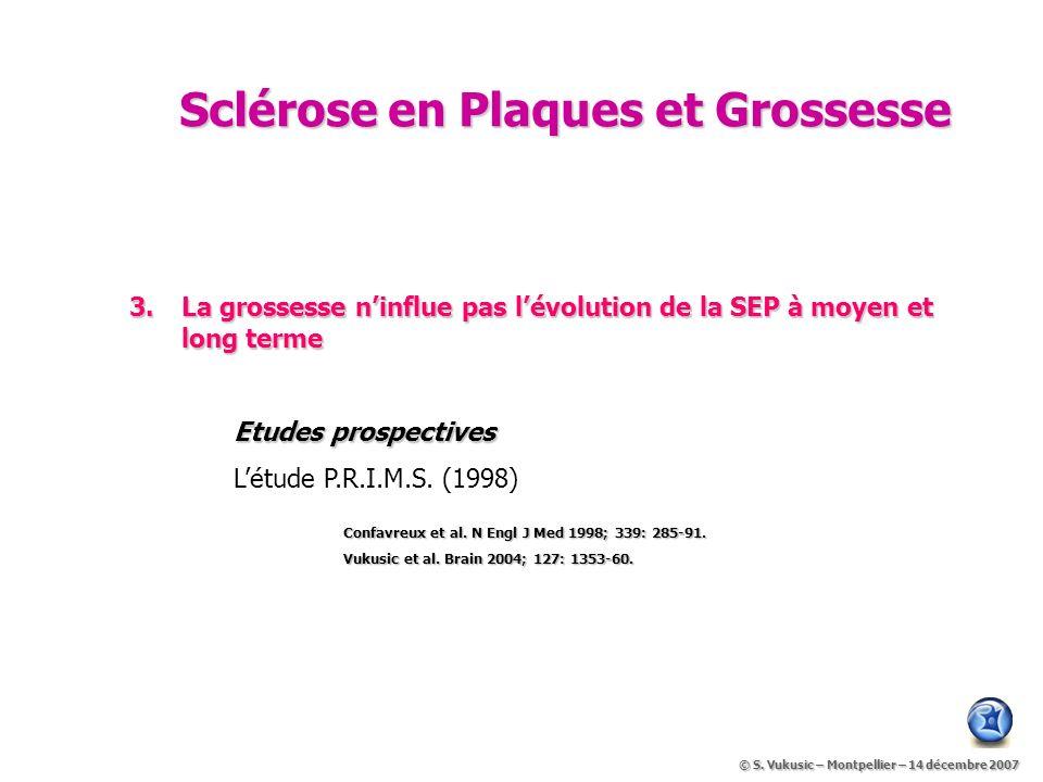 Sclérose en Plaques et Grossesse