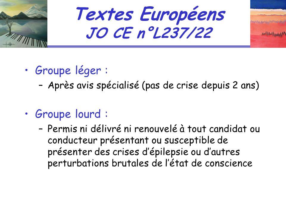 Textes Européens JO CE n°L237/22