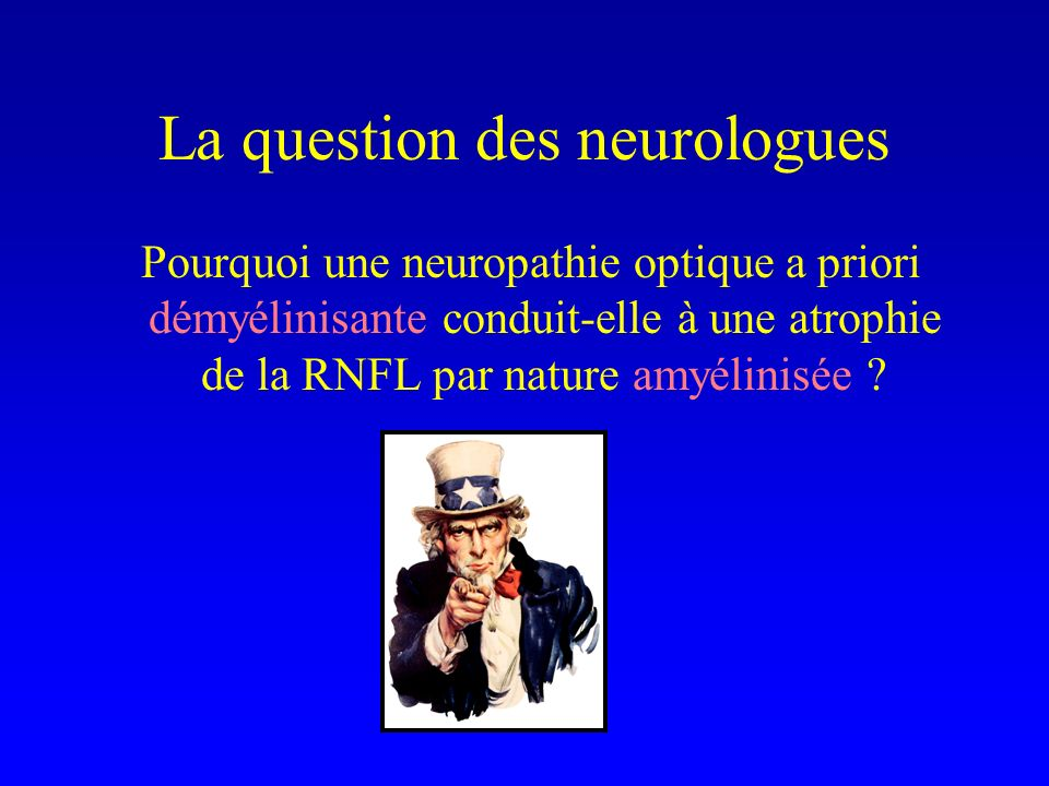La question des neurologues
